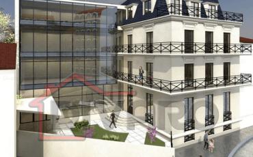 Casa renovabila/demolabila Cismigiu Radiodifuziune