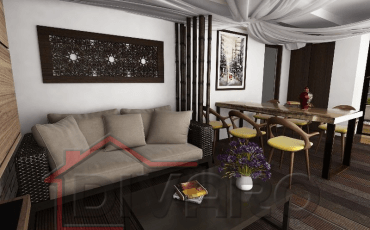 Apartament 4 camere penthouse Domenii terasa