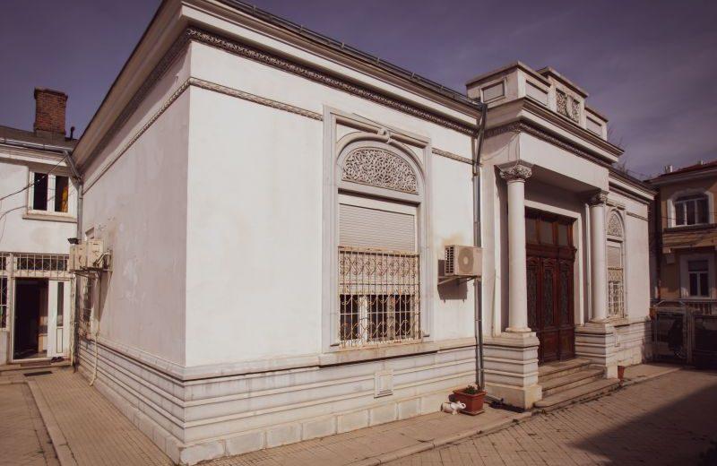 Vila istorica Armeneasca teren 592mp