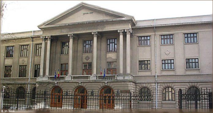 Colegiul National Sfantul Sava