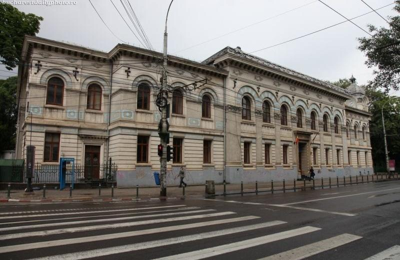 Colegiul Național Gheorghe Lazăr