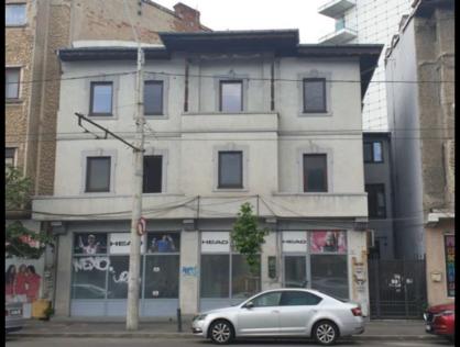 Inchiriere/Vanzare vila doua etaje spatiu comercial Cotroceni