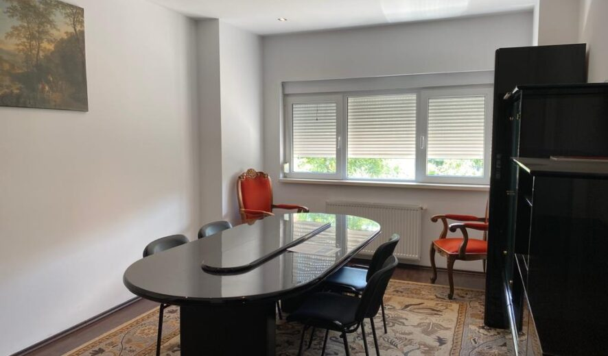 Inchiriere apartament patru camere vila mobilat/utilat birouri Cotroceni