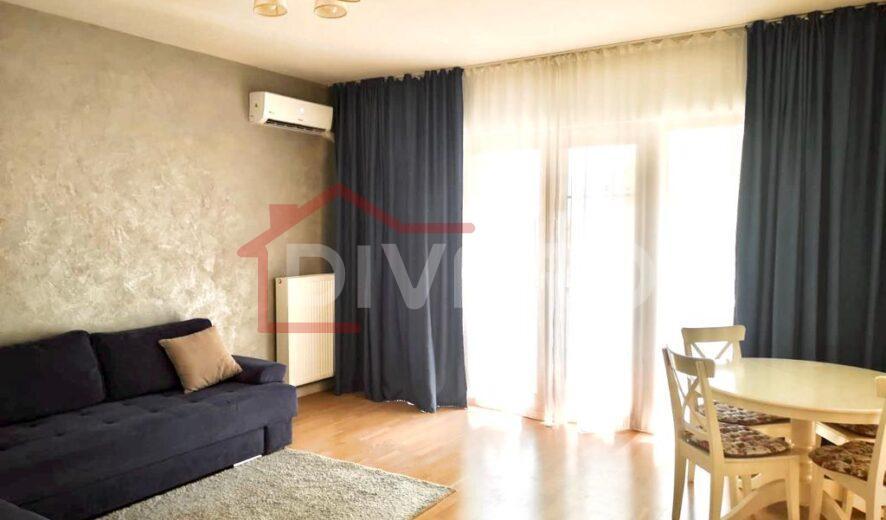 Vanzare apartament patru camere mobilat/utilat Baneasa Sisesti