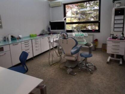 Inchiriere clinica stomatologica parter Facultatea de Medicina