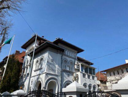 Inchiriere vila superba Cotroceni teren 360mp ideala firma/rezidenta