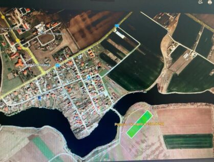 Vanzare teren agricol 12500mp Pantelimon Lac Pasarea