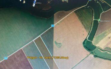 Vanzare teren arabil extravilan 71300mp comuna Ganeasa
